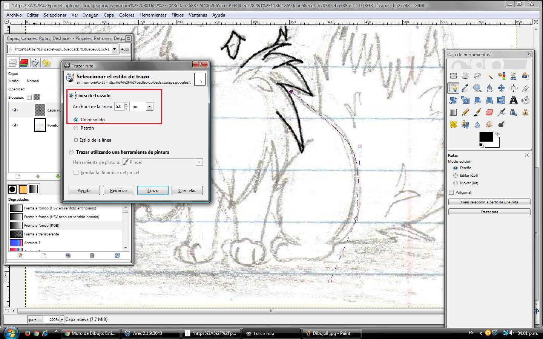 ¿Cómo hacer linearts o bases? 1651101cf603e21c899f2786f57de909